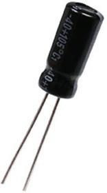 22UF X 25V LHK, 22мкФ 25В 105C конденсатор электролитический (К50-35)