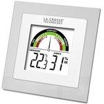 Термогигрометр, шкала уровня комфорта WT137