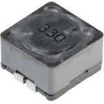 Фото 2/5 SRR1208-330YL, 33 мкГн, Индуктивность SMD экранированная