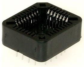 Фото 1/2 PLCC-32, панель для микросхем