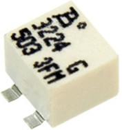 Фото 1/2 3224G-1-105E, 1 МОм подстроечный резистор 11 об.