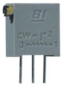 67XR20KLF, Подстроечный потенциометр