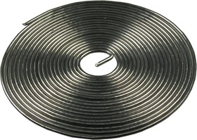 Припой ПОС61 ТР 1.0мм спираль 2м, (17-19г)