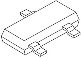 BZX84-C8V2,235, Diode Zener Single 8.2V 5% 250mW Automotive 3-Pin TO-236AB T/R