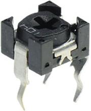 SH-655MCL (T.K.), 500 OHM, резистор подстроечный 500 Ом
