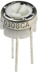 PV32H102A01B00, 1 кОм подстроечный резистор (аналог СП3-19б)