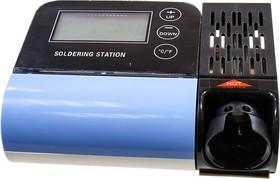 ZD-8903, паяльная стания , предназначена для бессвинцовой пайки, набор паяльных жал