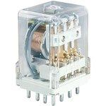 R15-1014-23-1220-KL, Реле 220VDC 4 Form C 250VAC/10А