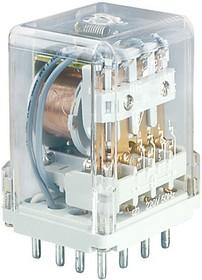 R15-1014-23-1024-KLD, Реле 24VDC 4 Form C 250VAC/10А