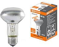 SQ0332-0030, R63-60 Вт, лампа накаливания зеркальная 230В Е27