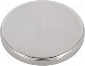 GN 55.2-ND-24-3, 24x3мм 55Н, Магнит диск