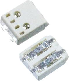 L-KLS2-L22-02P, светодиодный разъем 2 контакта шаг 3мм