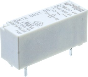 RM12-3021-35-1005, Relay: electromagnetic, SPST-NO, Ucoil:5VDC, 8A/250VAC, 8A/24VDC
