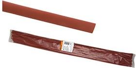 SQ0518-0324, Термоусаживаемая трубка ТУТнг 2/1 красная по 1м (200 м/упак)