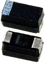 Фото 1/3 293D477X96R3E2TE3, танталовый SMD конденсатор 470 мкф х 6.3в тип Е 10