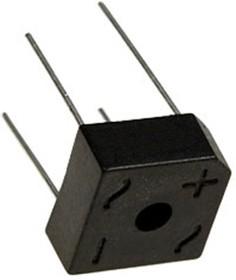 KBPC1010 KBPC-8, 1000В 10А [KBPC-8 пластик] (=BR1010) диодный мост