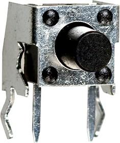 0770HIM-130G-G, Кнопка тактовая угл. 7х7 h=5.85мм