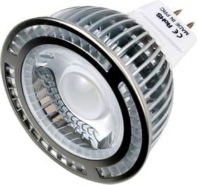 NS-MR16-G5-WW, Лампа светодиодная 5W 12V GU5.3 3000K 320lm 49x50 mm