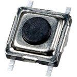 IT-1147-160G-G, кнопка тактовая 4.5х4.5 SMD h=1.5мм