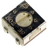 Фото 1/6 3314J-1-104E, 100 кОм подстроечный резистор