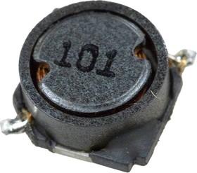 Фото 1/3 SRR7032-101M, 100 мкГн дроссель-индуктивность SMD