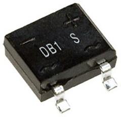 DB104S, диодный мост 400В 1.0A DBS