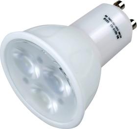 NS-GU10-H3-WW, Лампа светодиодная 3W 230V GU10 3000K 180lm 57x50 mm