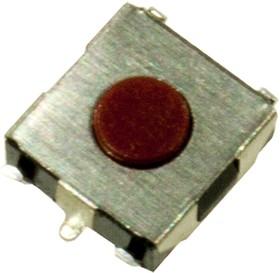 IT-1157JSNP-130G-G BULK, кнопка тактовая SMD с заз. h=2.5мм = IT-1157ASNP-130
