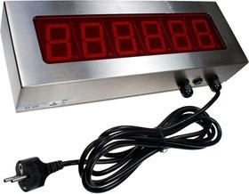 VTD10-2100178, VTRD10-S-2-E, выносной инд.,LED дисплей+нерж. корпус RD010-S-2-E