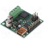 POLOLU-1394, Контроллер двигателя DC, IC MC33926, 20кГц, 3А, Uвх.логич 4-5В
