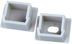 DX-AP-05,10 заглушки для профиля AP-05,10 комплект 2 шт