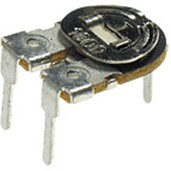 SR-085L, 100 OHM, SH-085 (СП3-38б), 100 Ом резистор подстроечный