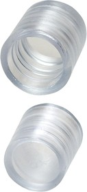 END CAP (PCS) FOR ROUND ROPE LIGHT, Заглушка концевая для дюралайт серии RO-2W