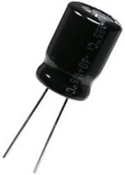 SKR220M12AE11M, 22мкФ 100В 85C 6x11 конденсатор электролитический (К50-35)