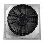 CV-320-35-230, Вентилятор осевой, 230В, AC, 254x90мм, 1000м3/ч, 57дБА, IP54