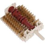 (424123) переключатель духовки Bosch, Siemens, 8-позиционный, Dreefs