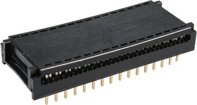A14-32ASA1, DIP-32 разъем DIP на шлейф 32к.шир.