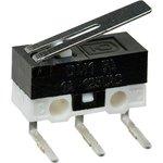 Фото 2/2 DM1-01C-30, Микропереключатель с лапкой, угловой (125В 1А)