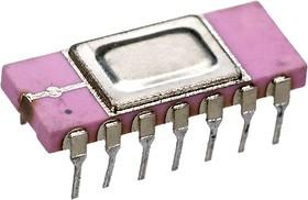 КМ140УД20, никель (2005-06г), Сдвоенный ОУ средней точности с частотной коррекцией и защитой входа