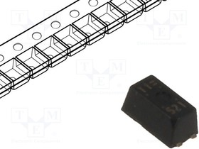 PS2911-1-K-AX, Optocoupler DC-IN 1-CH Transistor DC-OUT 4-Pin Ultra Small Flat Cut Tape