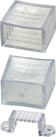 END CAP (PCS) FOR FLAT ROPE LIGHT, Заглушка концевая для дюралайт серии RO-3W