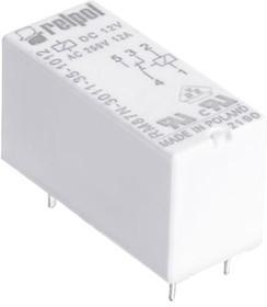 RM87N-2011-35-1024, Реле 24VDC 1 Form C 250VAC/12А