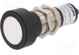 BUS M30M1-PPX-35/340-S92K, Ultrasonic Sensor Barrel M30 x 1.5, 350 5000 mm, PNP-NO/NC, M12 - 5 Pin IP67
