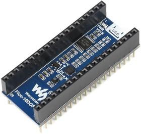 Фото 1/4 Pico-10DOF-IMU, Датчик 10-степеней свободы на основе ICM20948 и LPS22HB для Raspberry Pi Pico