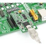 Фото 2/3 MIKROE-1421, FTDI click, Конвертер USB - UART/I2C/SPI