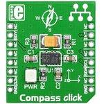 MIKROE-1386, Compass click, Компас форм-фактора mikroBUS