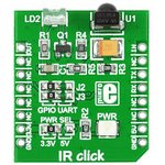 MIKROE-1377, IR click, ИК-приемник форм-фактора mikroBUS