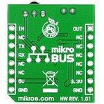 Фото 3/3 MIKROE-1377, IR click, ИК-приемник форм-фактора mikroBUS