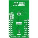 Фото 3/3 MIKROE-1430, EVE Click, Контроллер для дисплеев форм-фактора mikroBUS