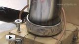 Смотреть видео: Работа батарейного пентода в режиме катодной сетки
